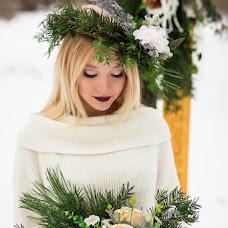 Wedding photographer Nadezhda Svarovski (byYolka). Photo of 20.12.2016