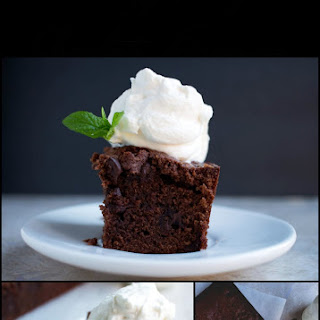 Whipped Up Chocolate Brownies