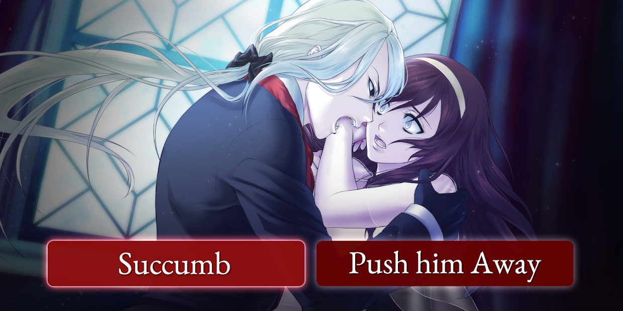 Moonlight Lovers : Vladimir - Dating sim / Vampire Android App Screenshot