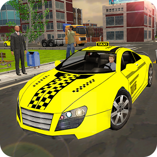 Taxi Driver City Taxi Driving Simulator Game 20  file APK for Gaming PC/PS3/PS4 Smart TV