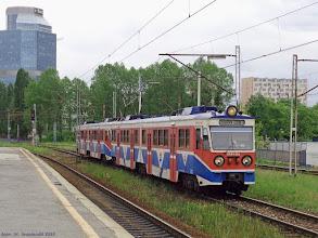 Photo: EN94-40 & EN94-25 (WKD), Warszawa Śródmieście WKD - Podkowa Leśna Główna {Warszawa Zachodnia; 2015-05-21}