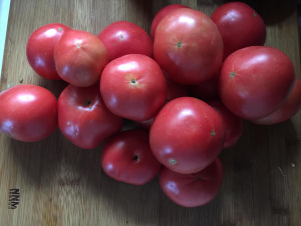 Canning Tomatoes Recipe