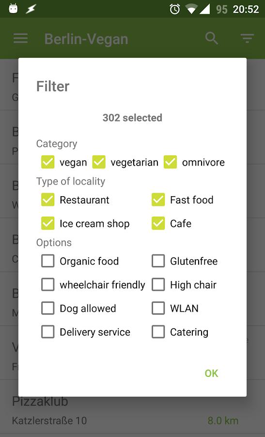 Berlin-Vegan Guide- screenshot