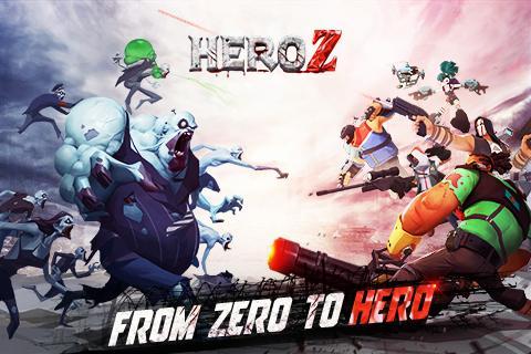 Hero Z:Survival Evolved  captures d'u00e9cran 1