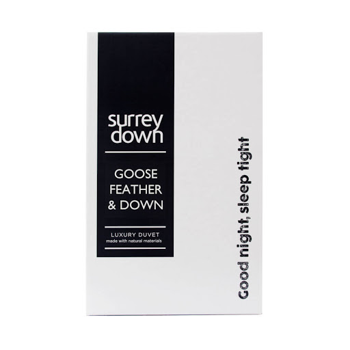 Surrey Down Goose Feather & Down Duvets