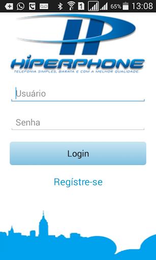 Hiperphone Softphone Voip SIP