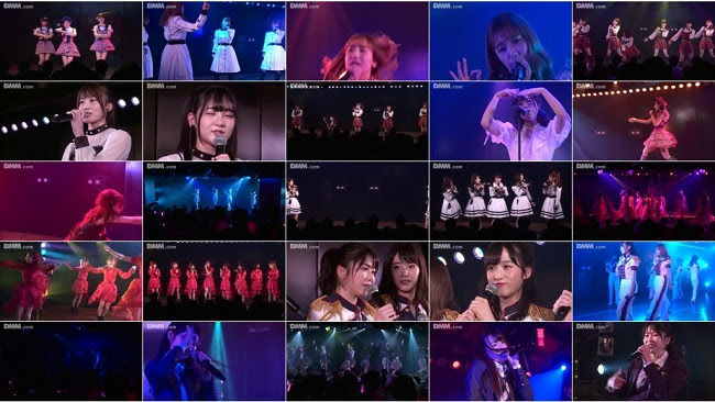 190408 (1080p) AKB48 岡部チームA「目撃者」公演 DMM HD