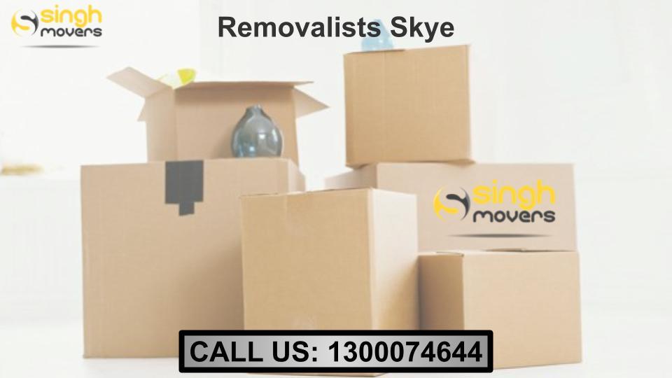 Removalists Skye