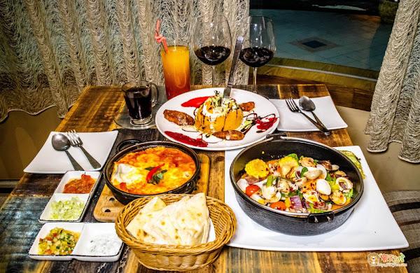 免出國!也能吃到道地的以色列家鄉菜  imma Israeli Restaurant