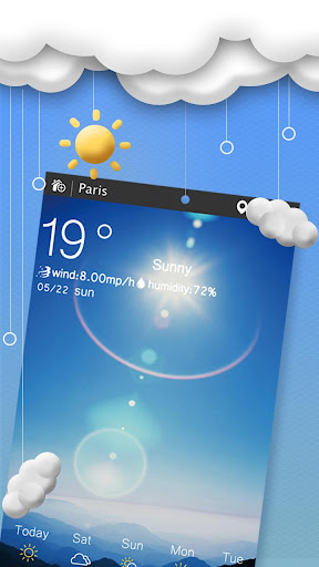 atmosHere Weather v2.0.6 APK for Android - GlobalAPK