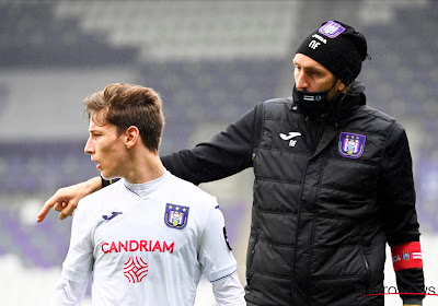 Officiel: Nicolas Frutos quitte le Sporting d'Anderlecht