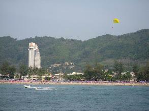 Photo: Plage de Patong sur l'île de Phuket