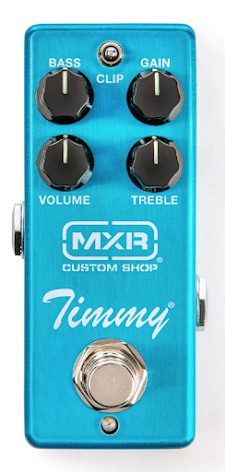 MXR Custom Shop Timmy Overdrive