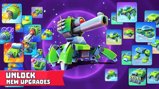 Tanks A Lot Mod Apk 2.90 (Menu Mod + Unlimited Ammo) 4