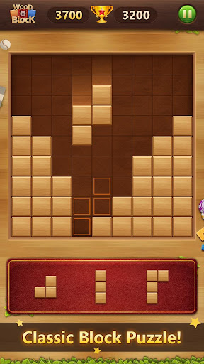 Wood Block Puzzle Classic 1.0.2 screenshots 1