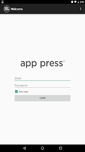 App Press® Now- screenshot thumbnail