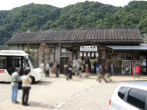 Photo: 郡上八幡驛