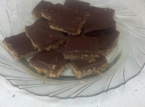 Caramel Cookie Bars Recipe