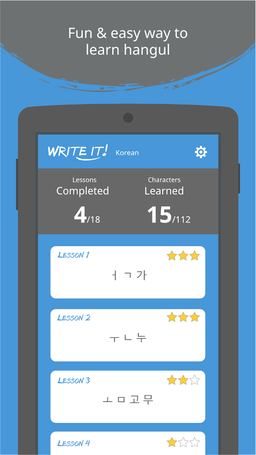 Best Apps for Learning Korean - Android Apps