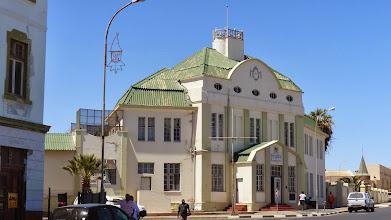 Photo: The railway Station