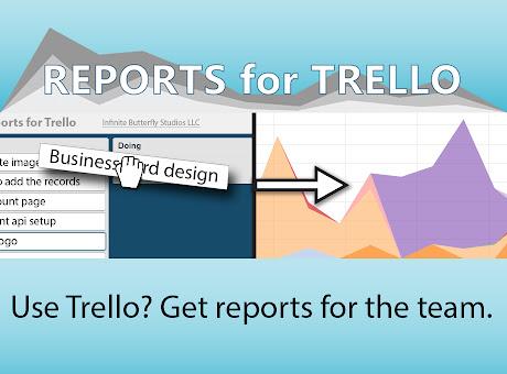 Reports for Trello