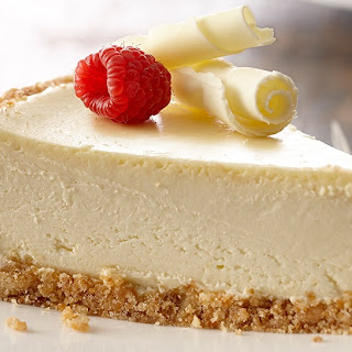 Ultimate Vanilla Cheesecake