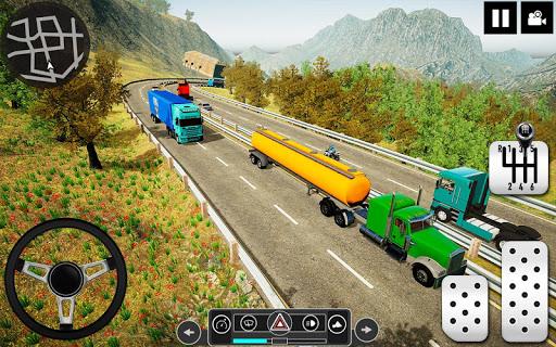 Oil Tanker Truck Driver 3D - Free Truck Games 2020 apktram screenshots 4