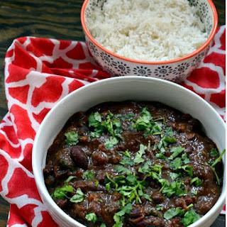 Rajma Masala ~ Kidney Beans Curry