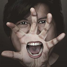 Greed! by Dean Hakeem - Digital Art People
