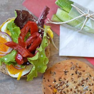Soft Boiled Egg Sandwich Recipe