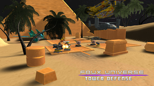 Faux Universe - Tower Defense 0.7 de.gamequotes.net 2