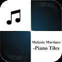 Melanie Martinez Piano Tiles icon