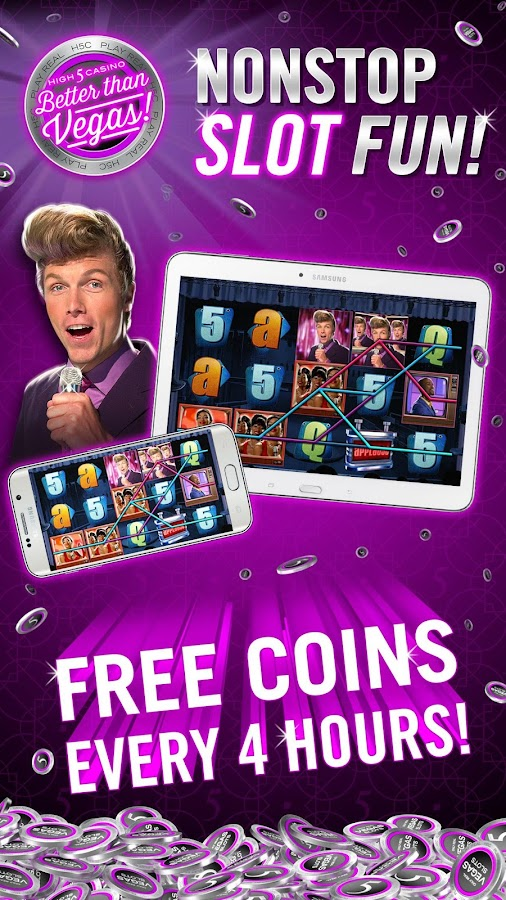 High five casino apps