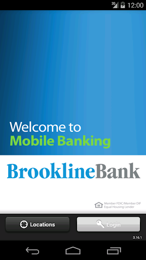 Brookline Bank Mobile Banking