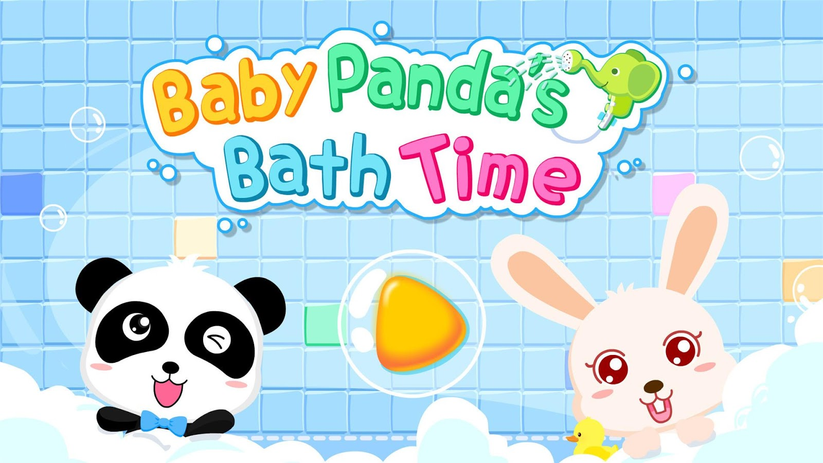Baby Pandas Bath Time  Android Apps on Google Play