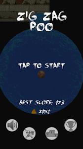 ZigZag Poo screenshot 0