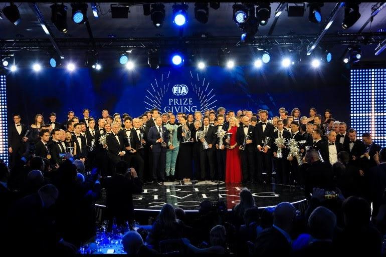2019年FIA年間表彰式