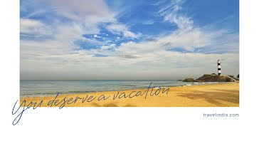 Vacation Deserved - Facebook Cover Photo template