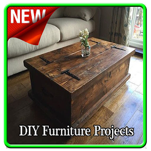 DIY Furniture Projects Ideas - náhled