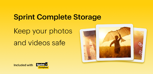 Sprint Complete Storage - Apps on Google Play