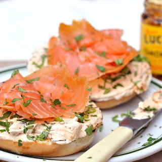Smoked Salmon And Cream Cheese Hors D'oeuvres Recipes