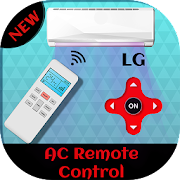 AC Remote Control For LG