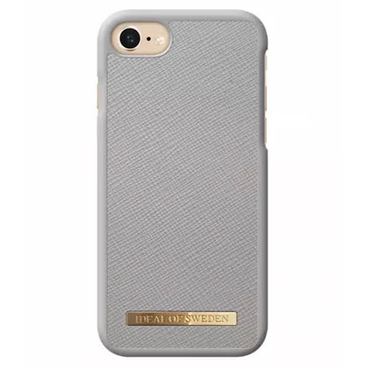iDeal Fashion Case Saffiano för iPhone 6-6S-7-8 - Grey