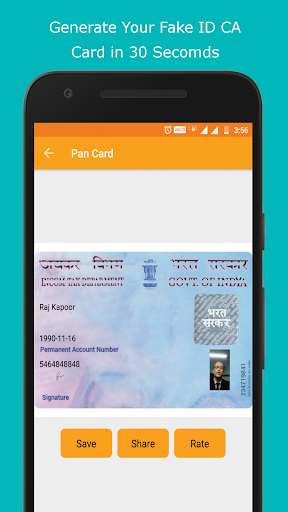 Fake ID Card Maker For India APK (1 1) on PC/Mac! AppKiwi Apk Downloader
