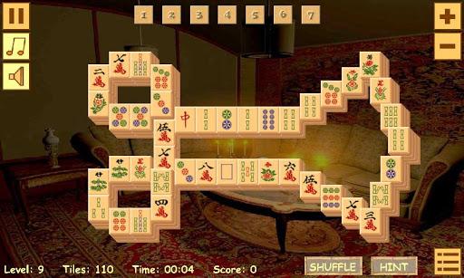 Mahjong 2 screenshot