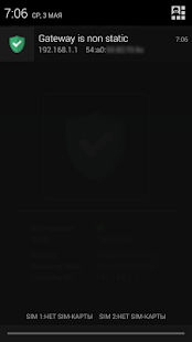 ARP Guard (WiFi Security): miniatura de captura de pantalla