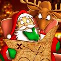 Santa's Map to Christmas icon