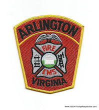 Photo: Arlington Fire & EMS