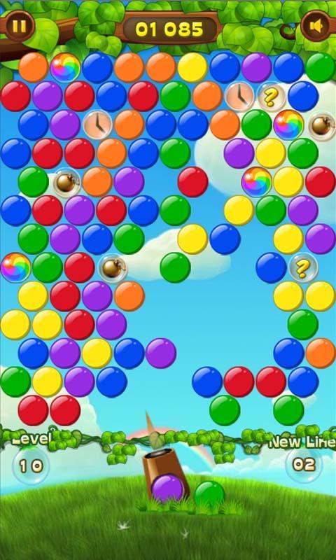 shoot bubble puzzle
