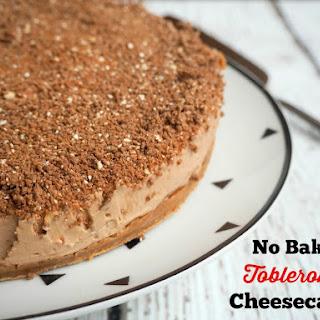 Toblerone Cheesecake Baked Recipes